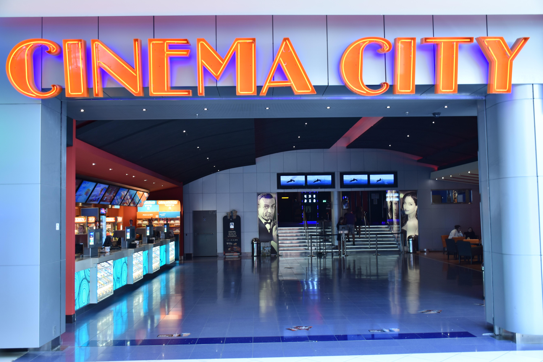 Cinema city pardubice