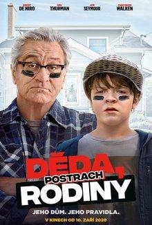 Děda, postrach rodiny poster