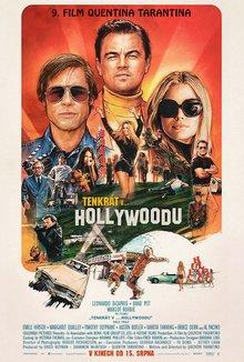 Tenkrát v Hollywoodu poster