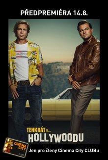 Tenkrát v Hollywoodu - Předpremiéra pro členy klubu poster
