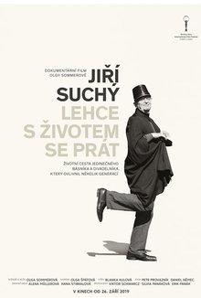 Jiří Suchý - Lehce s životem se prát poster