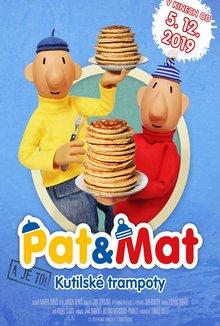Pat a Mat: Kutilské trampoty poster
