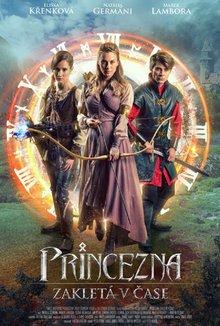 Princezna zakletá v čase poster