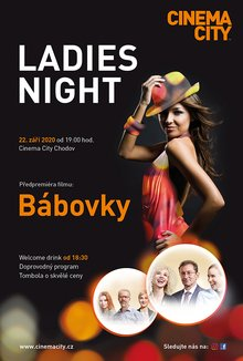 Ladies Night: Bábovky poster