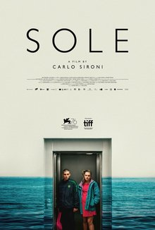 MFF Praha Febiofest: Sole poster