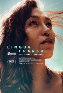 MFF Praha Febiofest: Lingua Franca poster