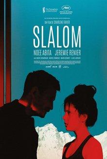 MFF Praha Febiofest: Slalom poster